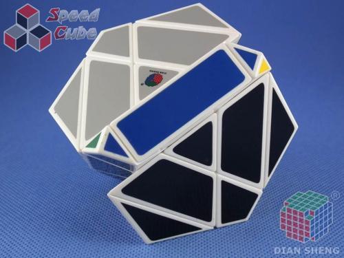 DianSheng Shield Biała