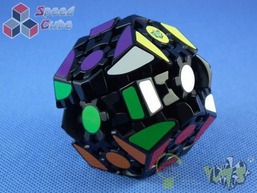 LanLan Gear Megaminx Czarny