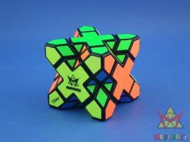 Meffert's Tony's Skewb Xtreme Puzzle Czarna