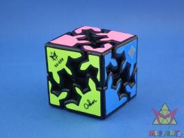 Meffert's Gear Shift 2x2x2 Puzzle Black