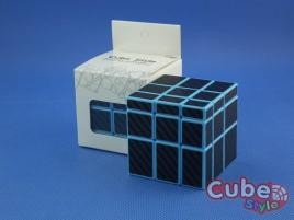 LeFun Mirror 3x3x3 Blue Body CarBon Stick.