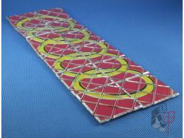 GuoJia Master Magic 12 Panels Red
