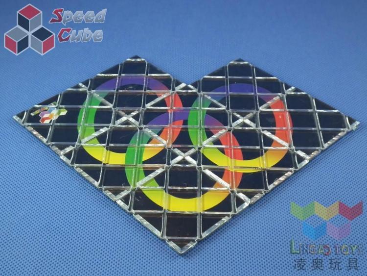 LinGao magic 8 Panels Black układanka