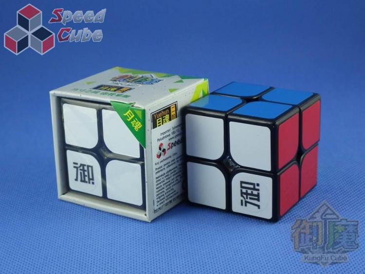 KungFu YueHun 2x2x2 Czarna