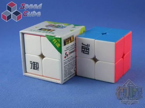 KungFu YueHun 2x2x2 Kolorowa