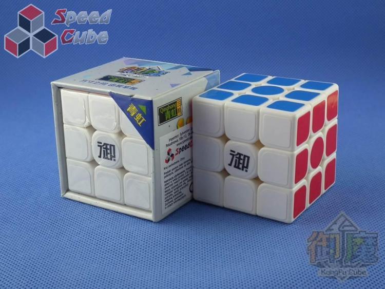 KungFu QingHong 3x3x3 Biała