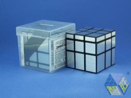 ZhiSheng YuXin Mirror 3x3x3 Silver
