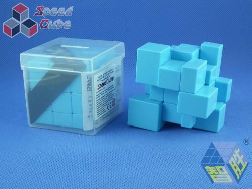 ZhiSheng YuXin Mirror 3x3x3 Blue
