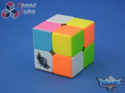 Cyclone BoYs 2x2x2 FeiChang PiNK