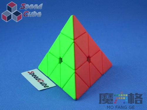 MoFangGe QiYi Pyraminx QiMing Kolorowa
