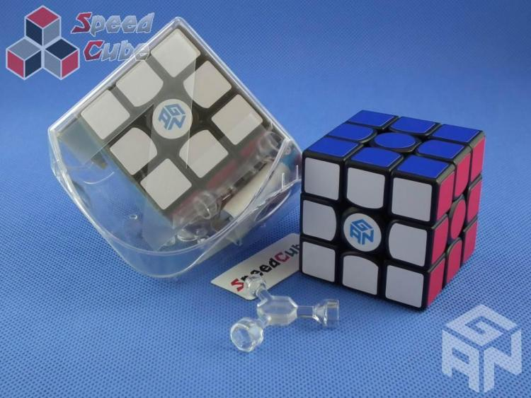 Gans 356 Air Standard 3x3x3 Black