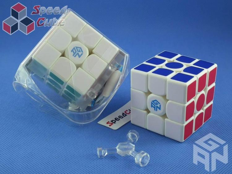 Gans 356 Air Standard 3x3x3 White