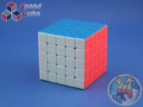 ShengShou 5x5x5 GEM 64 mm Kolorowa