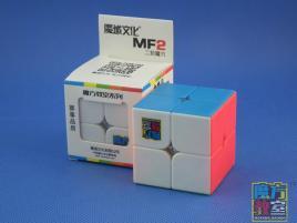 MoYu MoFang JiaoShi 2x2x2 MF2 Kolorowa