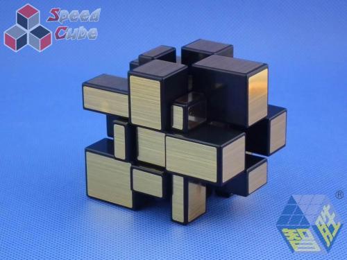 ZhiSheng YuXin Mirror 3x3x3 Gold