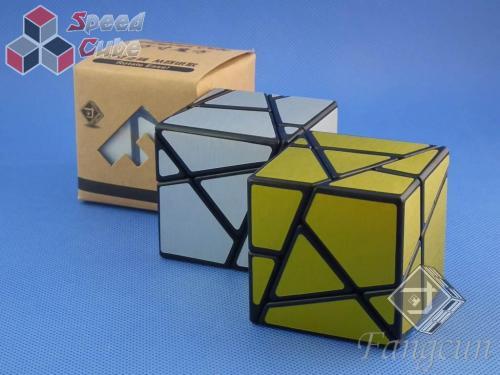FangCun Brick Mirror 3x3 Silver