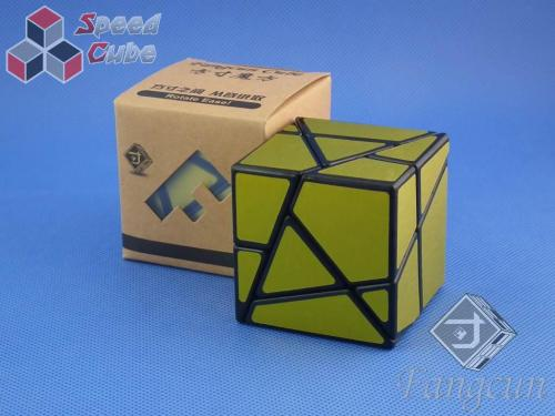FangCun Brick Mirror 3x3 Gold