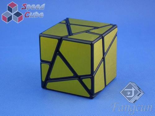 FangCun Brick Mirror 3x3 Gold
