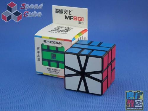 MoYu MoFang JiaoShi Classroom SQ-1 Czarna