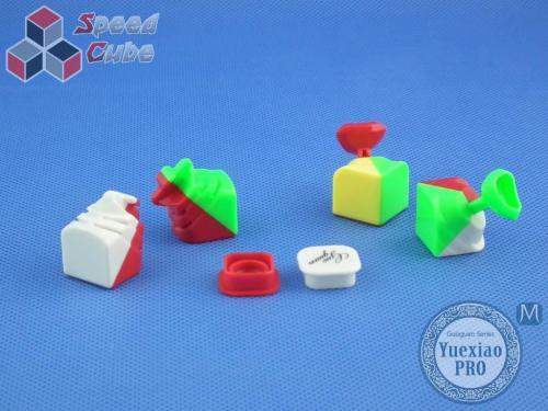 MoYu GuoGuan YueXiao PRO M 3x3x3 Kolorowa