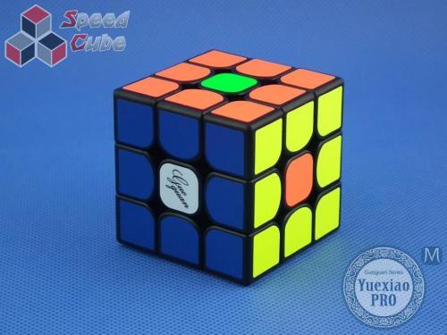 MoYu GuoGuan YueXiao PRO M 3x3x3 Czarna