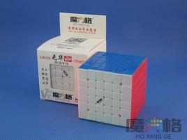 MoFangGe QiYi 6x6x6 WuHua v2 Kolorowa