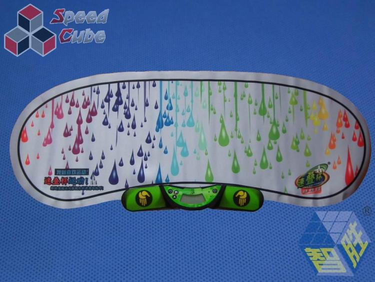 YuXin StackMat - Colorful Drops
