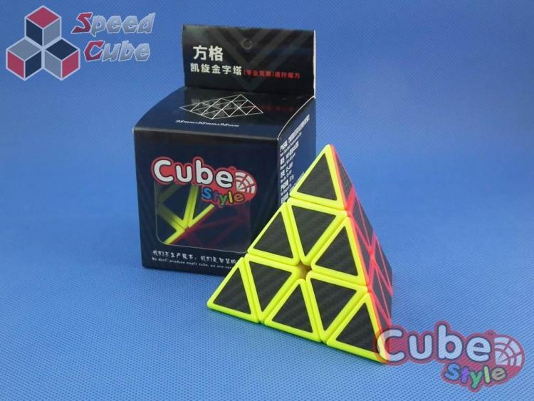 Cube Style Triumph Pyraminx Carbon Standard