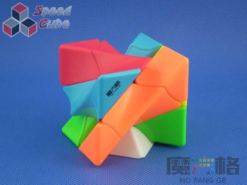 MoFangGe Twisty Skewb Kolorowa