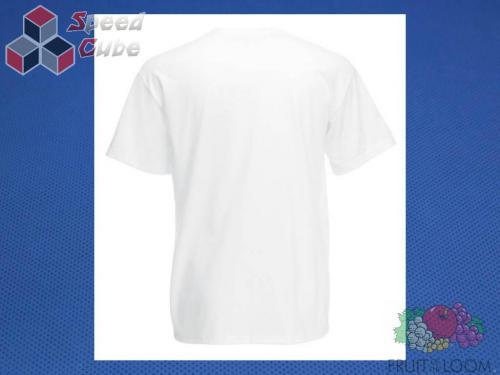 Koszulka z nadrukiem 3 Rozm. 164/14-15 lat Biała