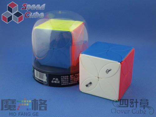 QiYi MoFangGe Clover Cube Kolorowa