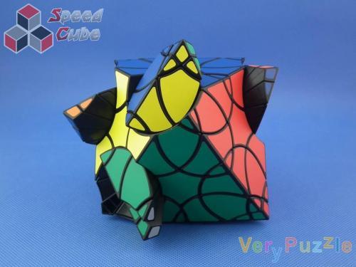 Verypuzzle Clover Octahedron Black
