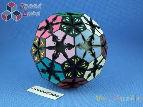 VeryPuzzle Lovebird Black Stickered