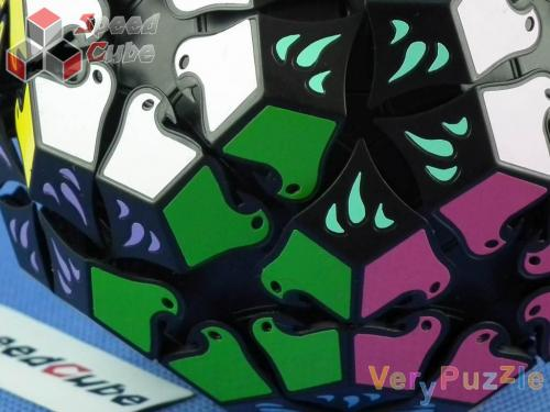 VeryPuzzle Lovebird Black Stickered