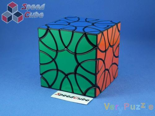 VeryPuzzle Clover Plus Black