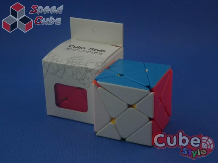 Cube Style Axis Bright Kolor