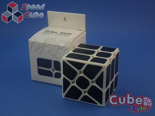 Cube Style Windmill White Carbon St.