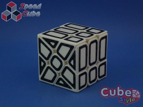 Cube Style Windmill White Hollow Carbon St.