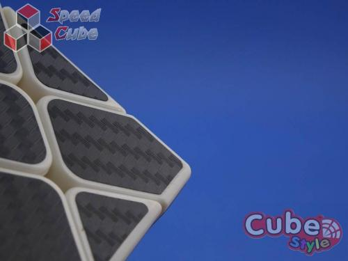 Cube Style Fisher White Carbon Stick.
