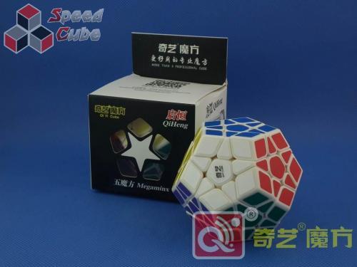 QiYi Megaminx QiHeng Megaminx Biała