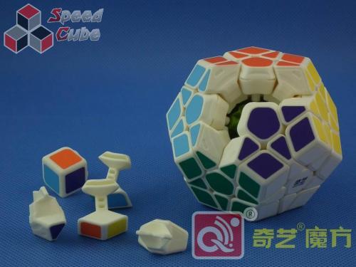 QiYi Megaminx QiHeng Biała