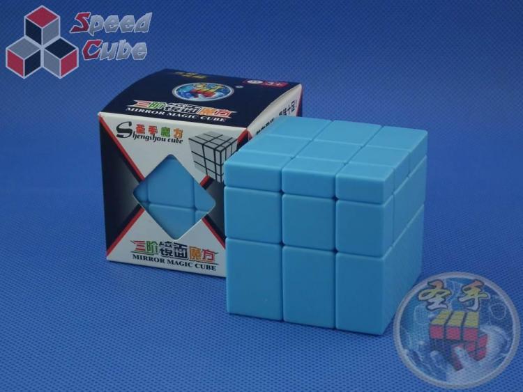 ShengShou Mirror 3x3x3 Blue