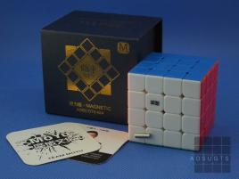 MoYu AoSu GTS 4x4x4 Kolorowa Magnetyczna