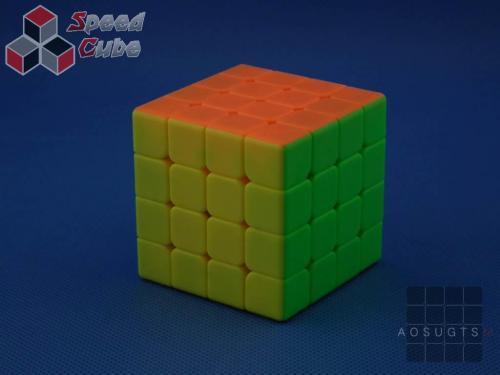 MoYu AoSu GTS 4x4x4 Kolorowa Magnetic