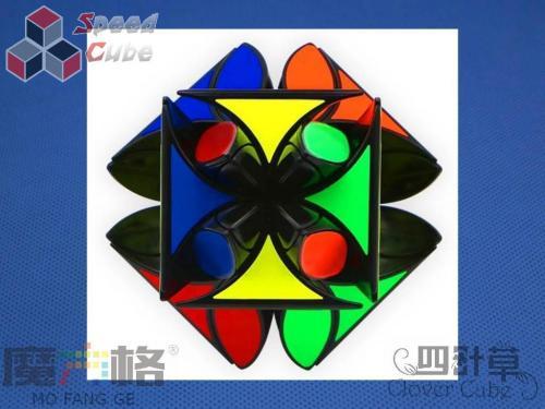 QiYi MoFangGe Clover Cube Biała