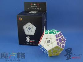 MoFangGe Megaminx GalaXy V2 Concave Biała