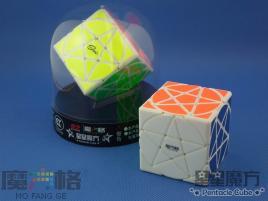 QiYi MoFangGe Pentacle Cube Biała