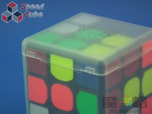 MoFangGe Cube Box Transparentny