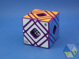 YuXin Multi Skewb Cube Purple