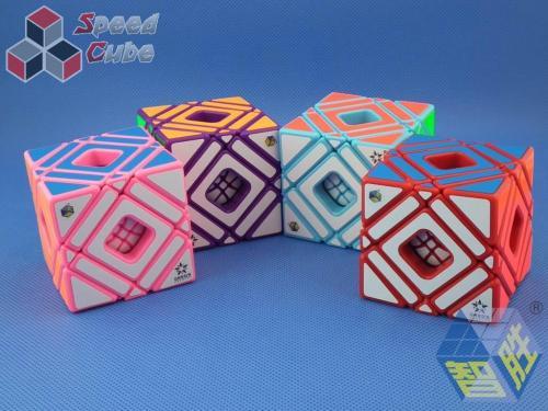 YuXin Multi Skewb Cube Blue
